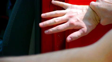 Slammed Thumb In Car Door fingers slammed in car door