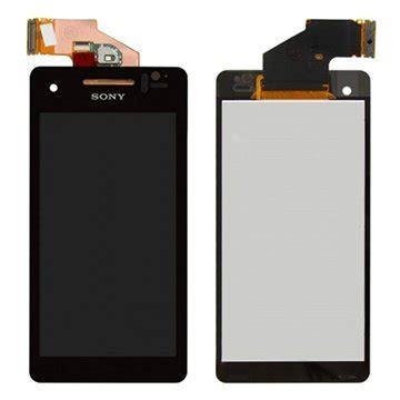 Lcd Hp Sony Xperia V sony xperia v lcd skjerm svart