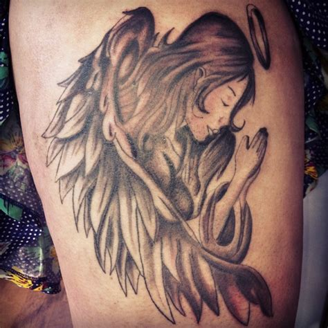 tattoo girl angel angel tattoos and designs page 360
