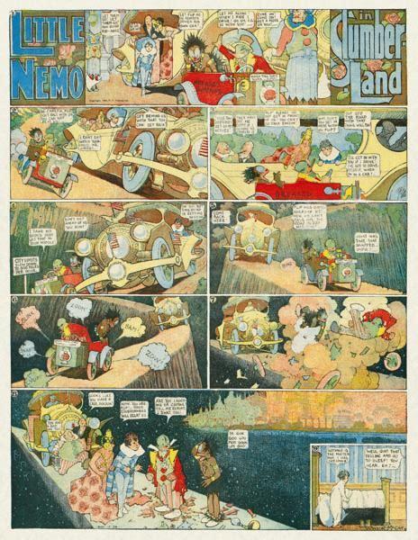 Doodle Kingdom Doodle Land Vol 2 nemo in slumberland kingdom comics