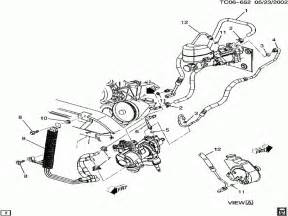 Brake Line Diagram For A 1999 Chevy Silverado Chevrolet Silverado 1999 2006 Gmt800 How To Vacuum