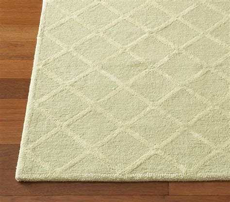 Pottery Barn Trellis Rug Green Trellis Rug Swatch Pottery Barn