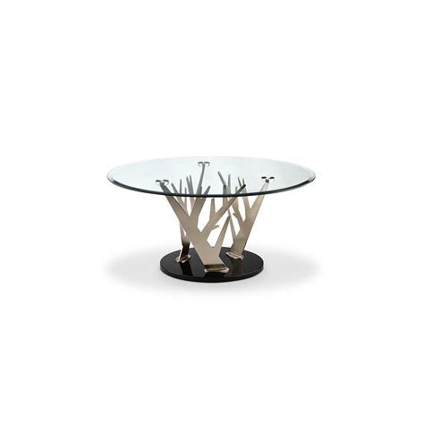 Table Basse Verre Metal by Table Basse En Verre