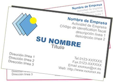 modelos de tarjetas contadores generales 1 tarjetas presentacion personal misclases