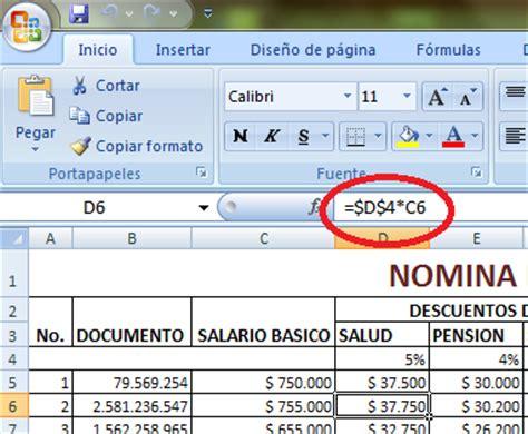 nomina en excel formulas excel funciones de excel herramientas informaticas formato nomina excel