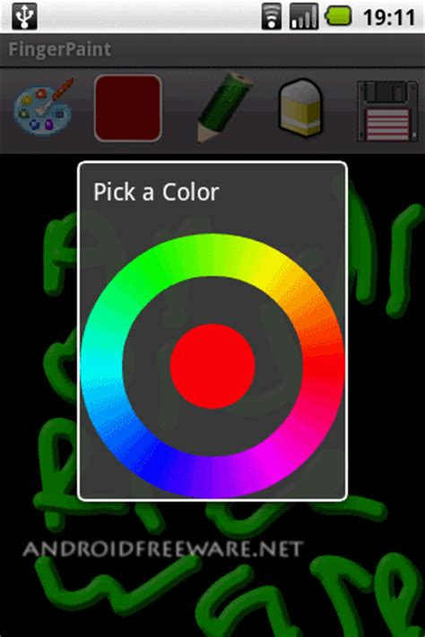 paint net for android fingerpaint free app android freeware