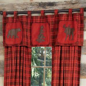 Red Cabin Curtains » Home Design 2017