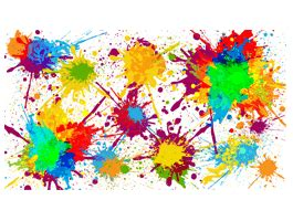 color splash clipart images gallery