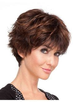 short hairstyles for older women feathered short feathered hairstyles for older women