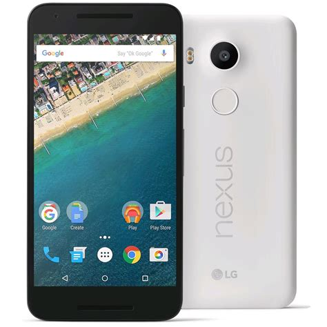 smartphone android lg nexus 5x h790 32gb factory gsm unlocked 4g lte android smartphone us model