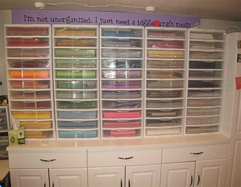 Craft Paper Storage Drawers - 1362 best craft room ideas images on storage