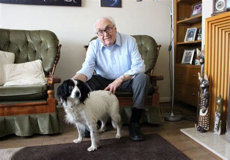 day with new puppy bereaved has day with new brinklow owner the rugby observer