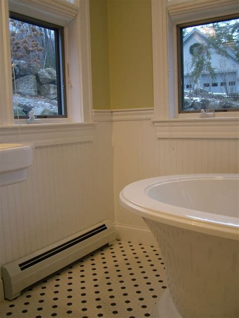 Wainscot Bathroom Pictures by Wainscoting Ask The Builder