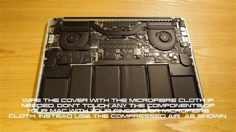 macbook pro fan noise how to clean your retina macbook pro inside and out stop