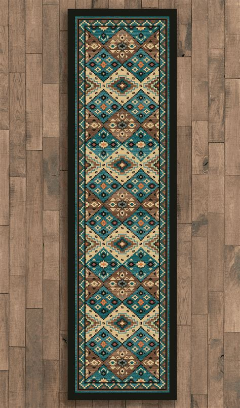 rugs santa fe santa fe chic rug 2 x 8
