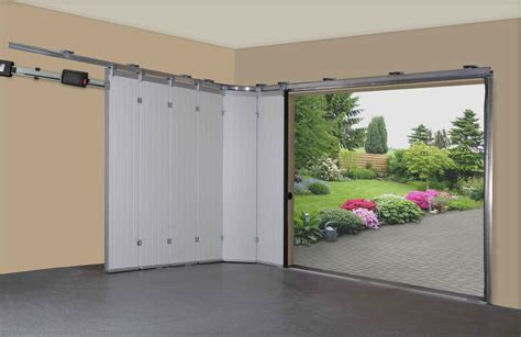 overhead door sliding garage doors faster to access your garage http www designingcity sliding