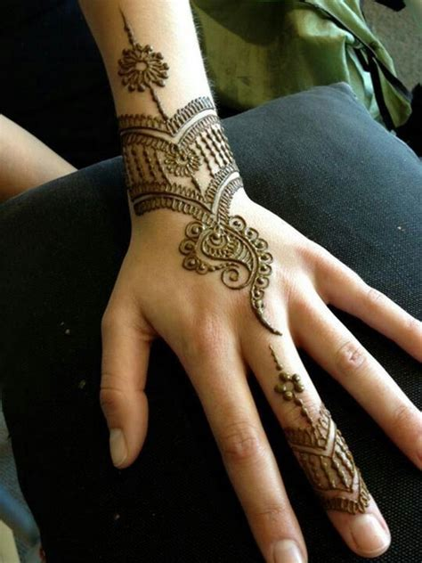 henna design hand simple 30 latest and cool easy henna designs 2017 sheideas