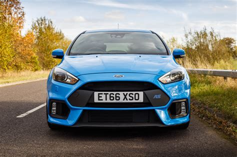 2017 Ford Focus RS Review