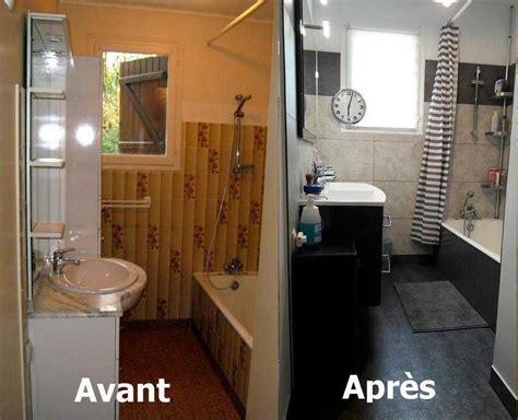 Renover Salle De Bains by Comment R 233 Nover Une Salle De Bain Avec Des Dalles Dumawall