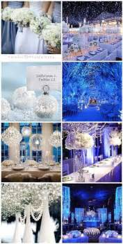 Winter Wonderland Wedding Decoration Ideas - winter decor weddings pinterest