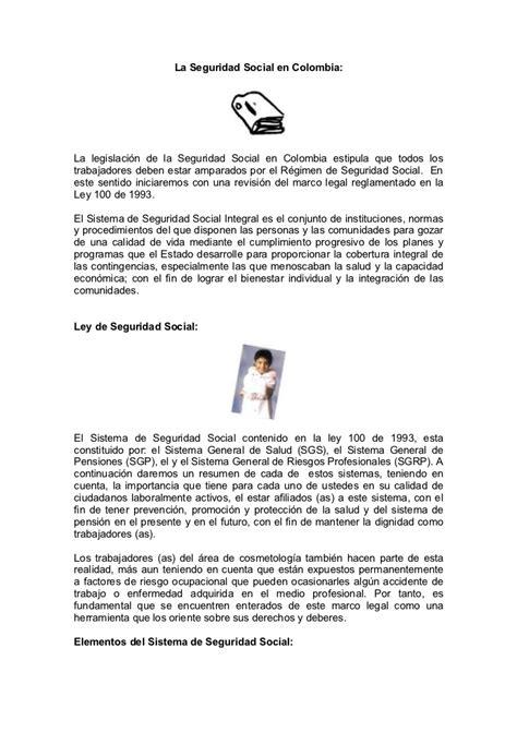 aportes seguridad social colombia 2016 2016 aportes a seguridad social en colombia la seguridad