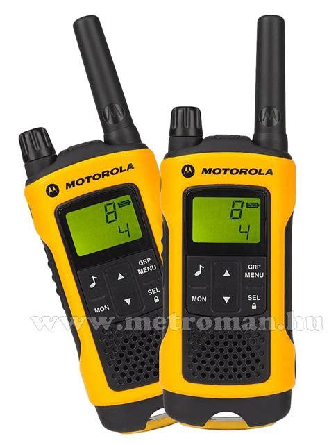 Motorola Walkie Talkie Tlkr T80 walkie talkie pmr r 225 di 243 motorola tlkr t80 walkie