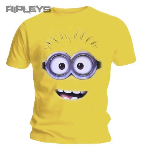 Tshirt Minion 42 official t shirt despicable me 2 minion dave 2 goggles all