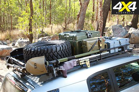 Fj Cruiser Roof Racks Australia by Supercharged Toyota Fj Cruiser Custom 4x4
