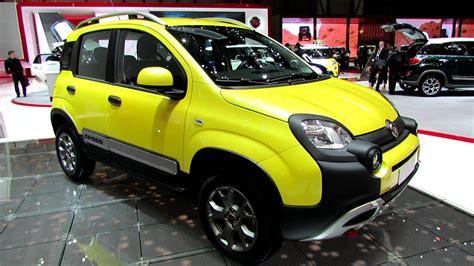 Fiat Panda Puts Osama Out Of Work by 2015 Fiat Panda Cross Exterior And Interior Walkaround