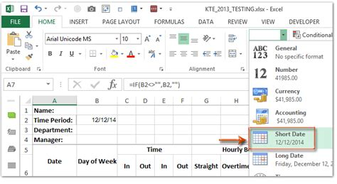 excel format group box how to create a time sheet template in excel