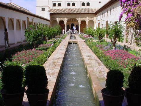 Spanish House the alambra palace granada