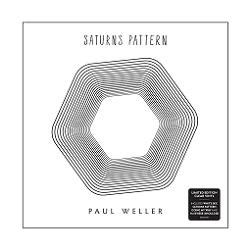 saturns pattern clear vinyl paul weller from what records