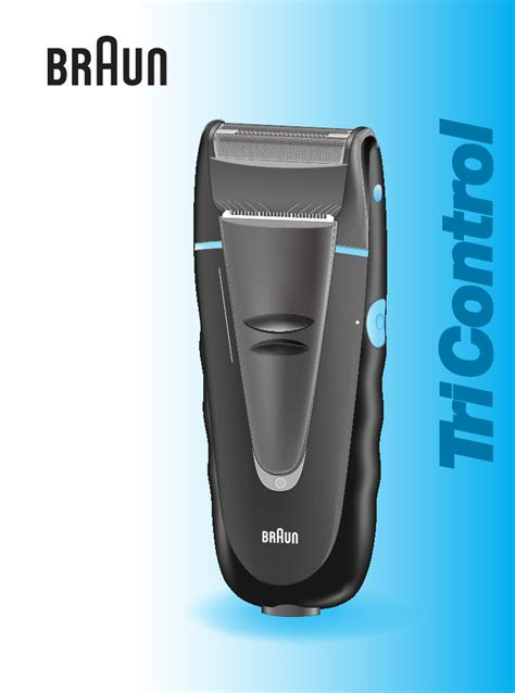 braun electric shaver type 5717 user guide manualsonline