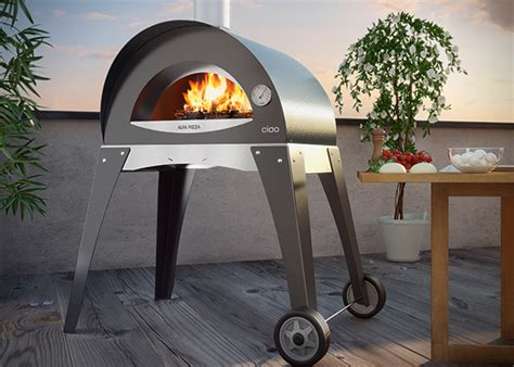 Backyard Wood Fired Pizza Oven by Forno Ciao Wood Burning Pizza Oven