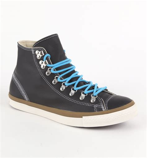 leather converse shoes converseholic converse leather high cut