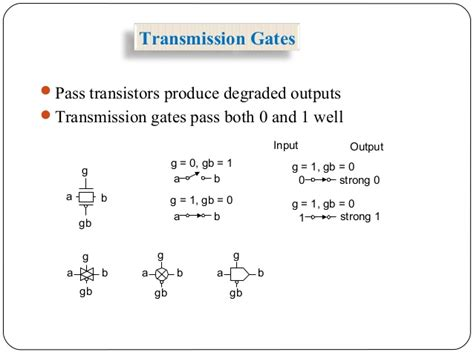 transistor sizing and gate oxide thickness ppt cmos gate transistor sizing ppt 28 images cmos logic circuits ppt chapter 7 complementary