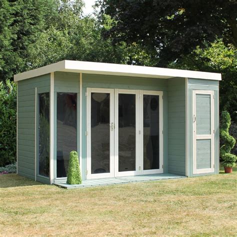 Waltons Shed by 12 X 8 Waltons Summerhouse With Side Shed Rh