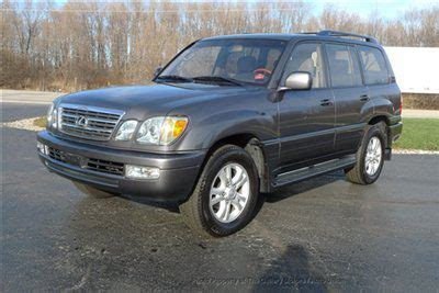 2003 lexus lx470 navigation owners manual 03 set lx 470 ebay find used 2003 lexus lx470 awd white navigation bluetooth sunroof luggage rack 1 owner in omaha