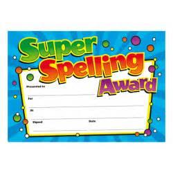 Spelling Bee Award Certificate Template by Certificates Spelling Award