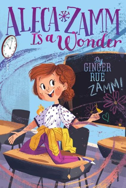 libro ginger and the mystery aleca zamm is a wonder by ginger rue zoe persico nook book ebook barnes noble 174