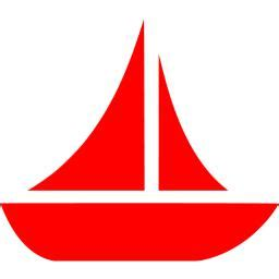 red boat clipart red boat 10 icon free red boat icons