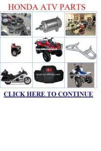 Aftermarket Honda Motorcycle Parts Honda Atv Parts Aftermarket Honda Atv Parts Tucker Rocky