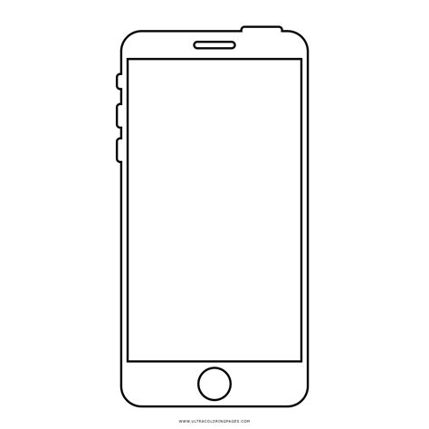 Iphone X Coloring Page by Iphone 5 Coloring Pages Bltidm
