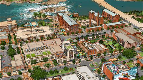 Manufacturing Floor Plan by Riverfront Development
