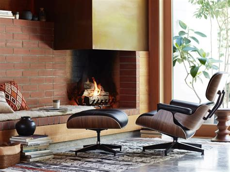 Eames Chair History by Seat The History The Eames Lounge Chair