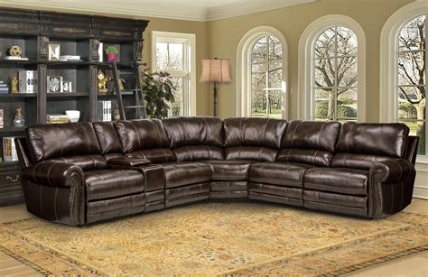 Parker House Thurston 6 Piece Sectional Mthu Packm Ha