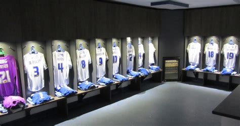 Play Football Bury Function Room by Kronospan Gives Bury Fc The Smartest Changing Room In