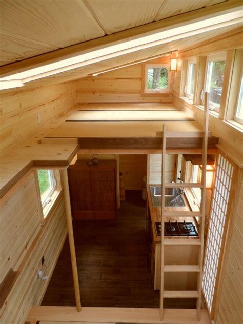 tiny house town tiny tea house cottage  sq ft