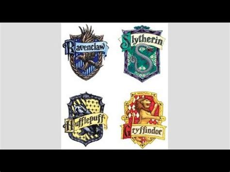 what harry potter house am i vote no on which harry potter house do you belong in
