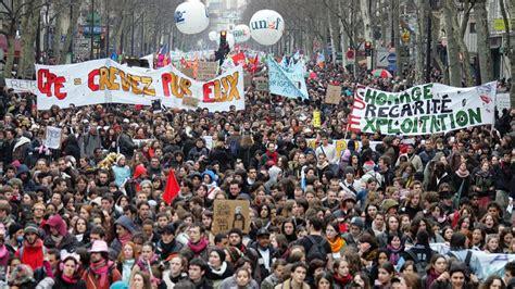 la france contre les l unef appelle 224 une 171 manifestation unitaire 187 contre la loi travail le figaro 201 tudiant